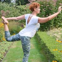 Yoga in de natuur 19-5-2019